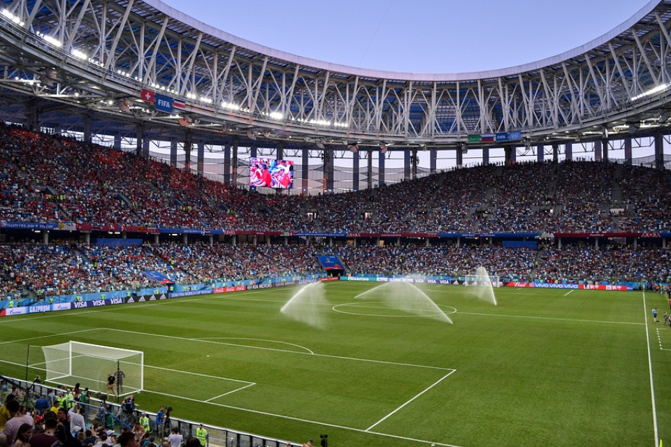 ​The economic Impact of the Russia World Cup
