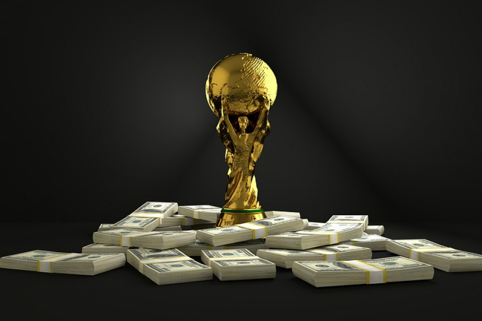 ​The very lucrative business of football