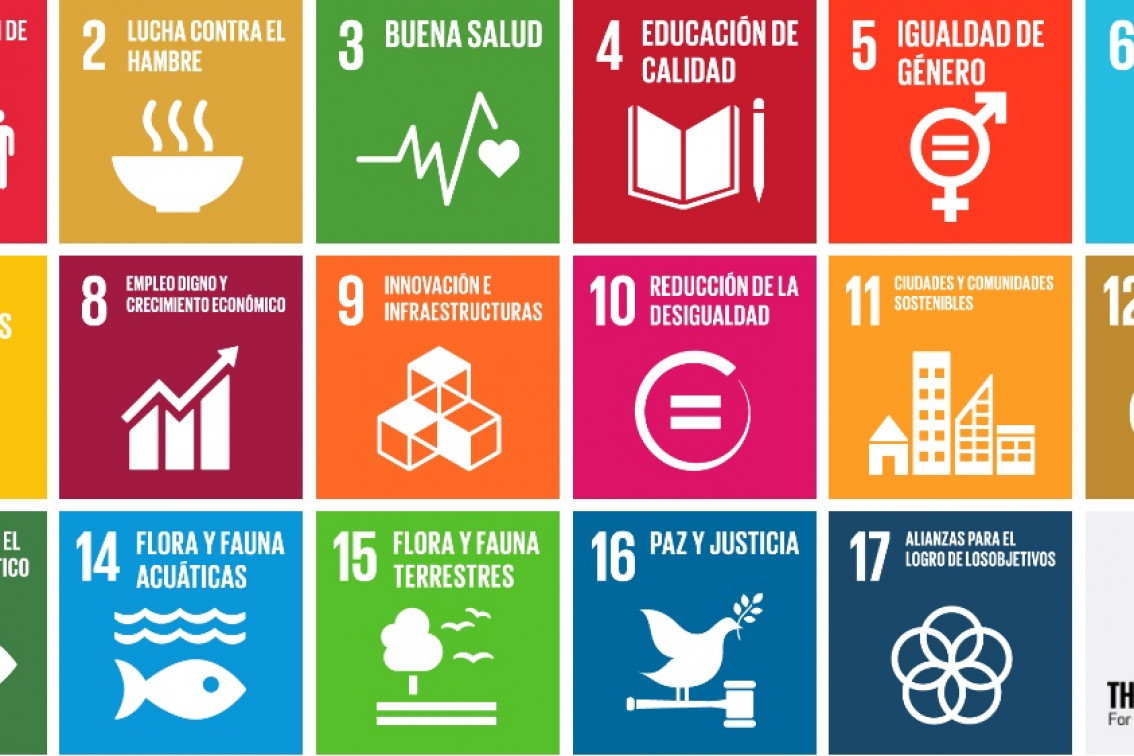 17 objectives for a more sustainable and liveable world